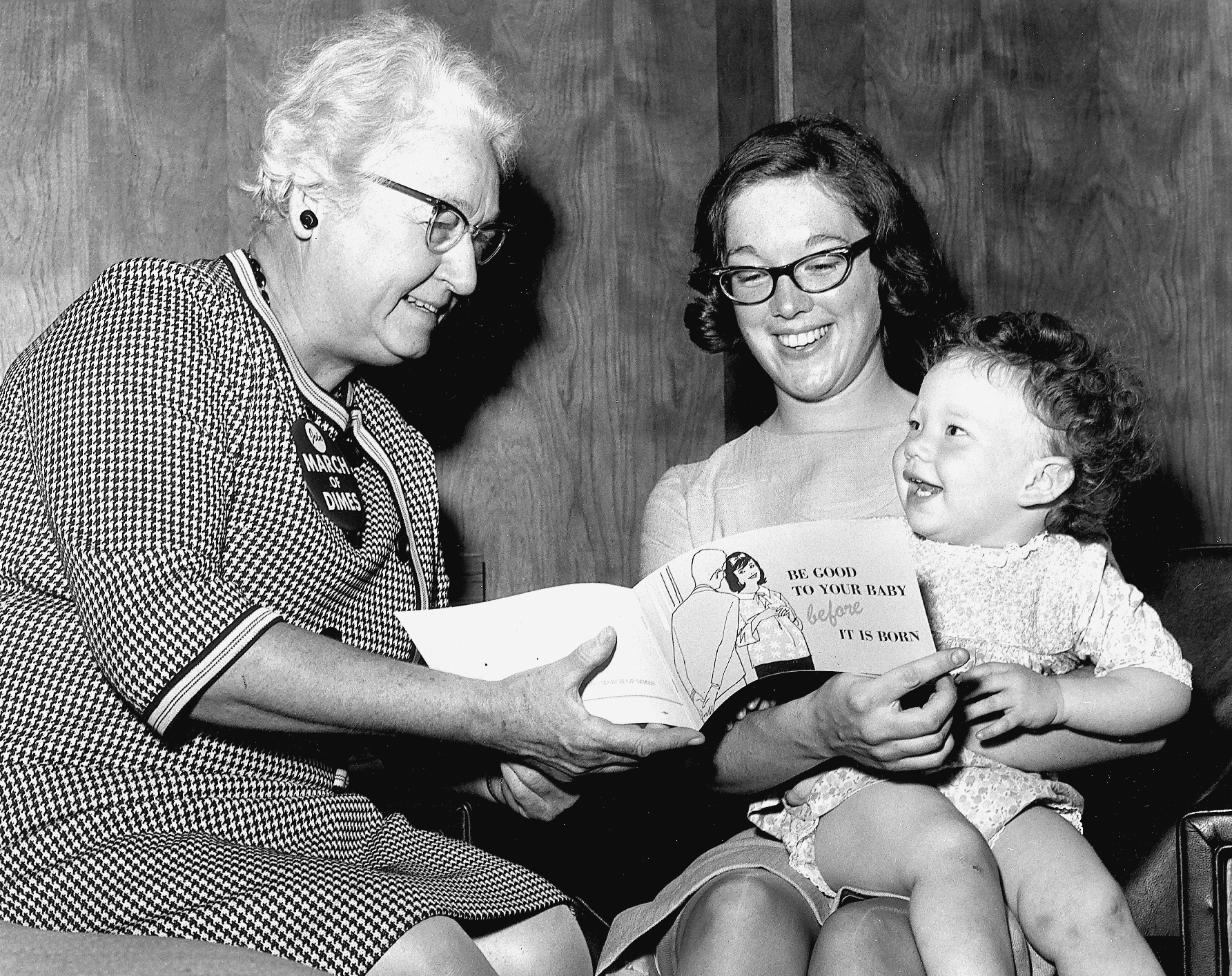 Virginia Apgar and prematurity