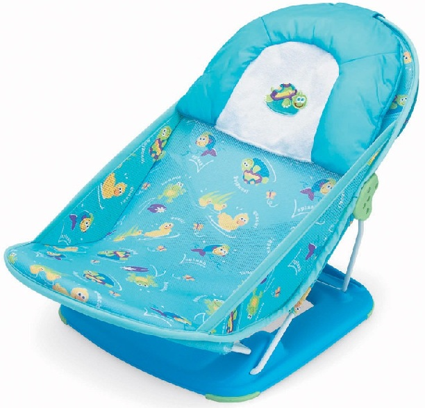 Baby bathers recalled