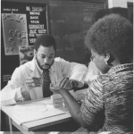 sickle cell screening, 1972