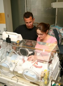 parents in the NICU