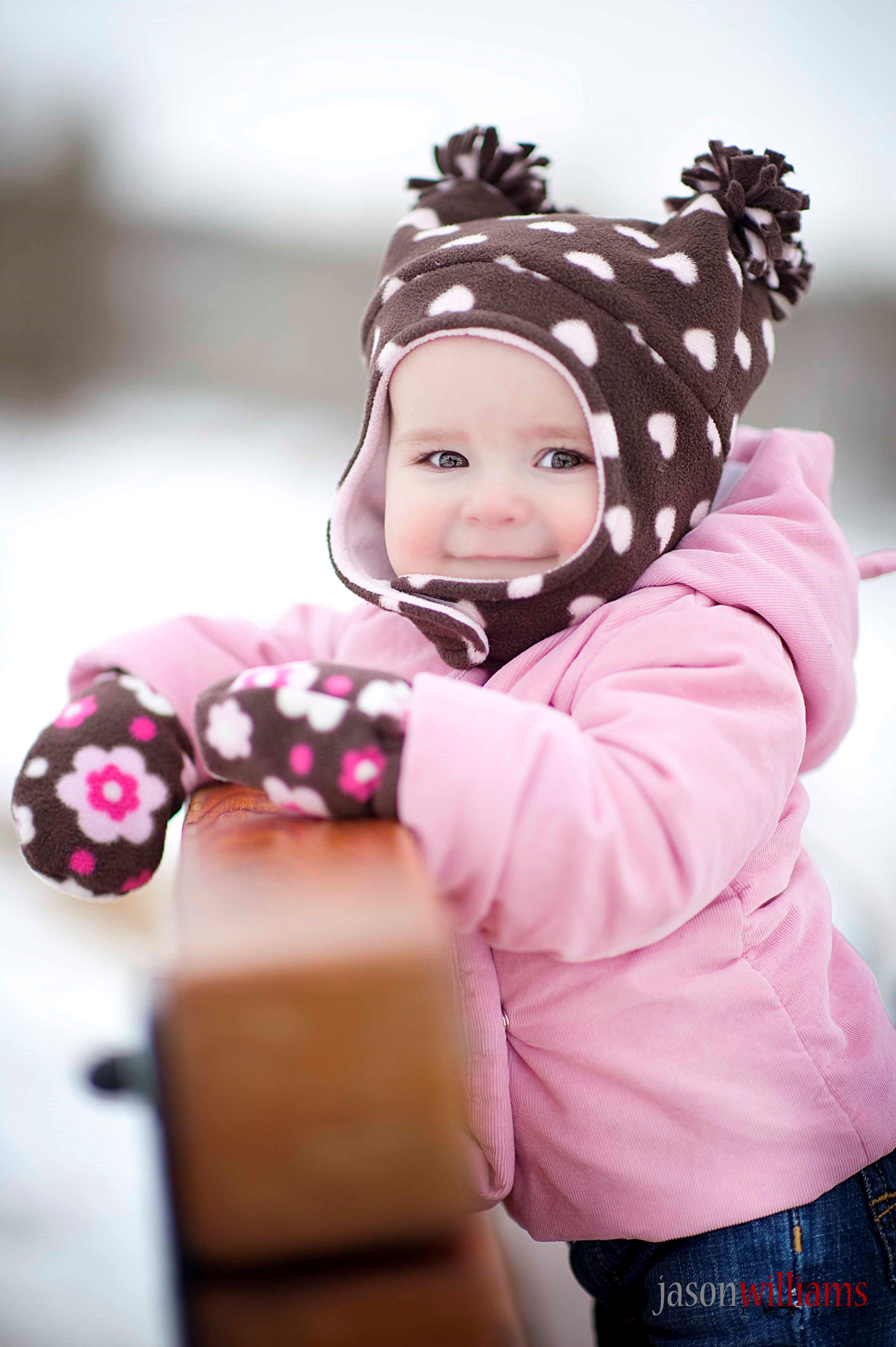 Keeping you and your baby warm in winter