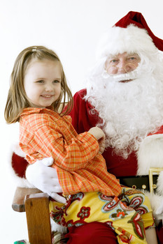 Visiting Santa is do-able for kids with special needs