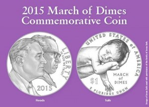 2015 MOD Commemorative Coin
