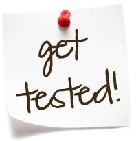 get tested for STDs