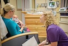 March of Dimes NICU Family Support® program offers services to thousands of families every year