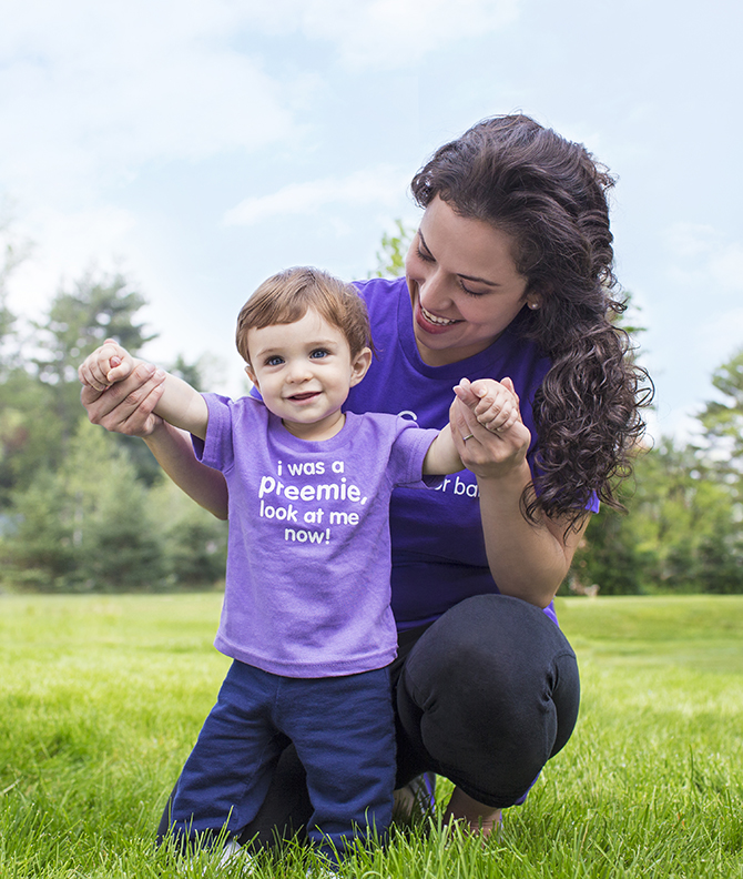 Physical therapy – can it help your preemie?
