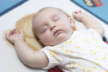 Sleep soundly knowing your baby is sleeping safely