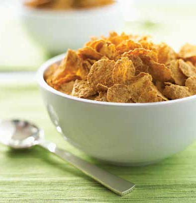 Folic acid is in many cereals