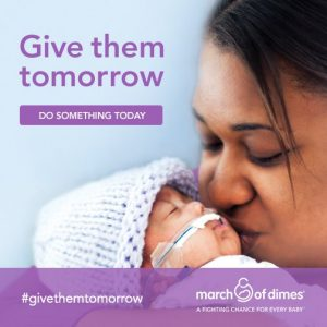 Give them tomorrow