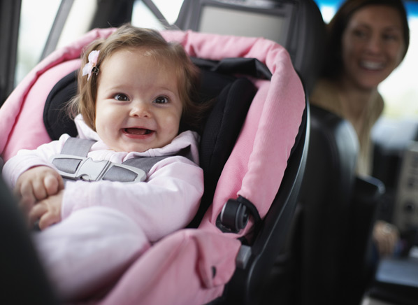 A properly installed car seat can save your child's life – here are tips every parent needs to know
