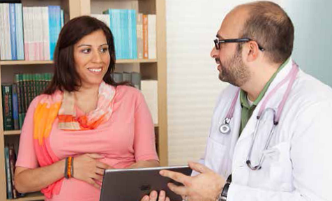 Common pregnancy concerns: when should you call your provider?