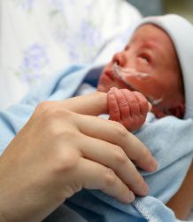 Premature birth rate in U.S. increases for second year