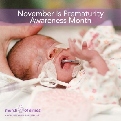 News Moms Need prematurity awareness month – Preemie Birth Announcements