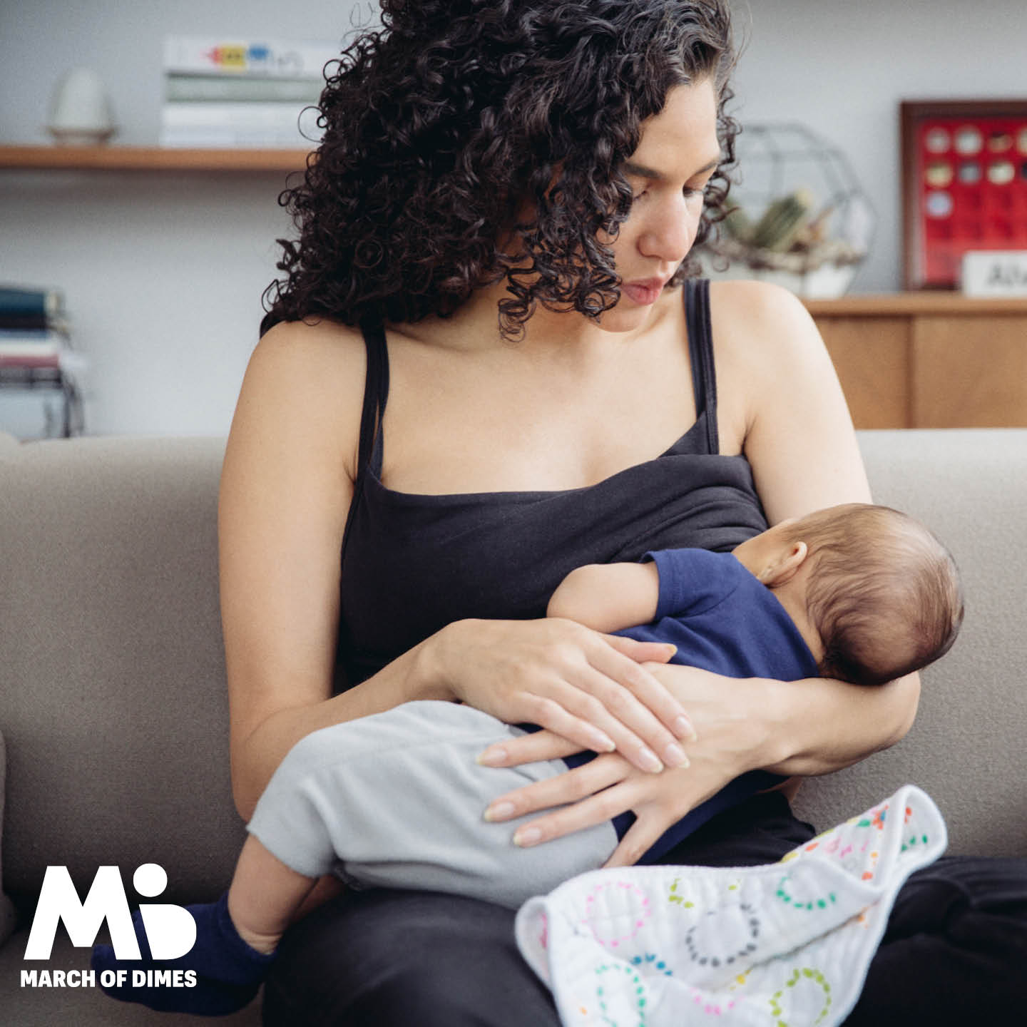 Breastfeeding: Common discomforts and what to do about them