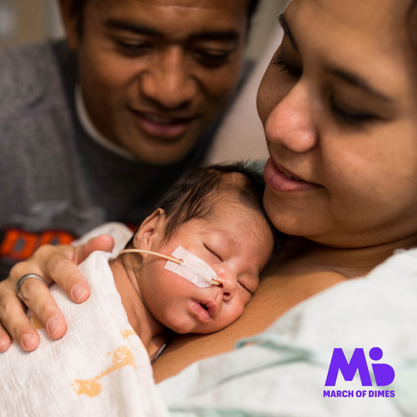 November is Prematurity Awareness Month. Join in the fight for the health of all moms and babies.