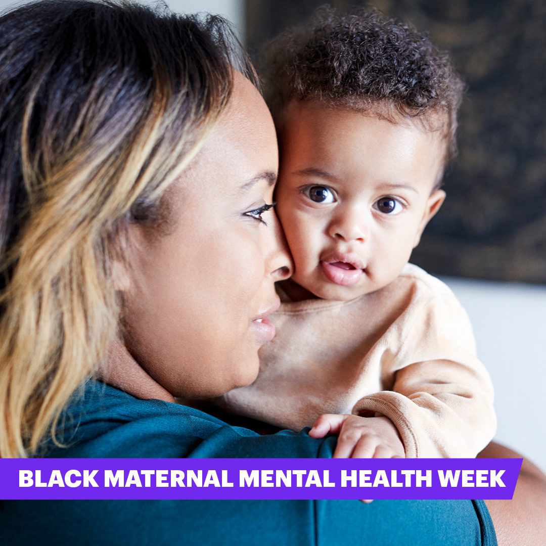 Here is why we need Black Maternal Mental Health Week
